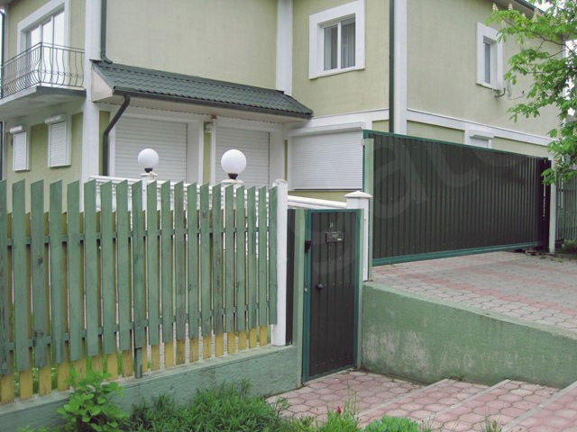 Откатные ворота - фото 8