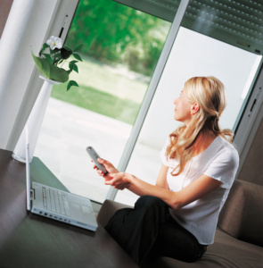 Роллеты на окна - автоматика